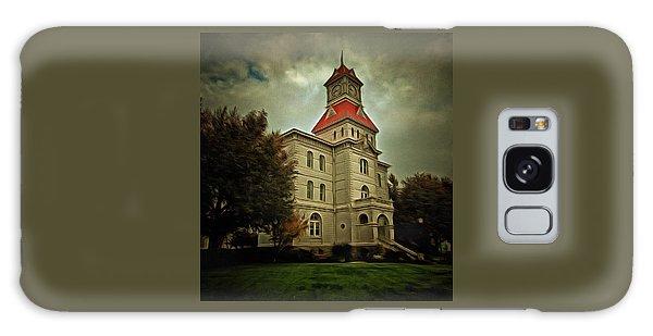 Benton County Courthouse Galaxy Case by Thom Zehrfeld