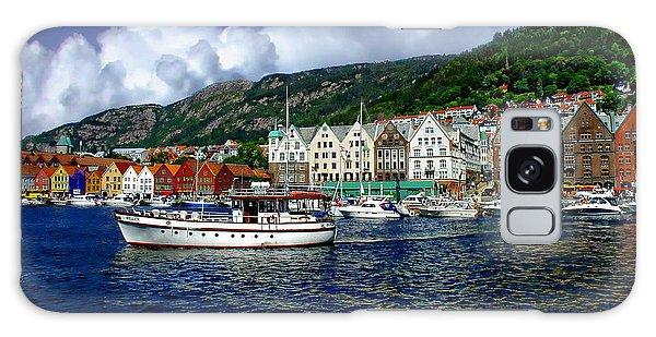 Bergen - Norway Galaxy Case