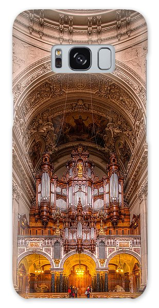 Berliner Dom Pipe Organ Galaxy Case