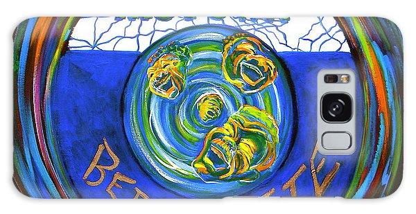 Bernadette By Four Tops Galaxy Case by Jeanette Jarmon