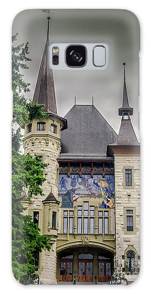 Berne Historical Museum Galaxy Case by Michelle Meenawong