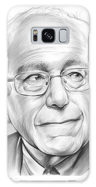 Bernie Sanders Galaxy Case by Greg Joens