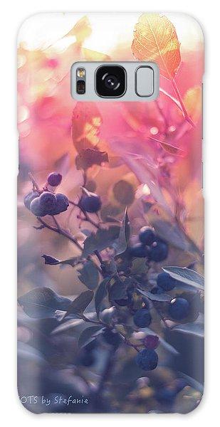 Berries In The Sun Galaxy Case