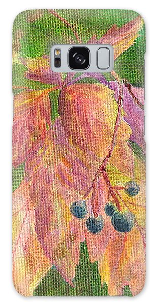 Berry Challenge Galaxy Case by Denise Hoag