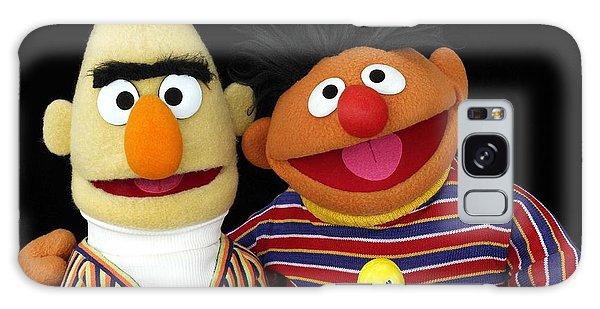 Bert And Ernie Galaxy Case