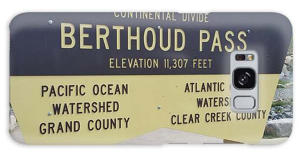 Berthoud Pass Galaxy Case