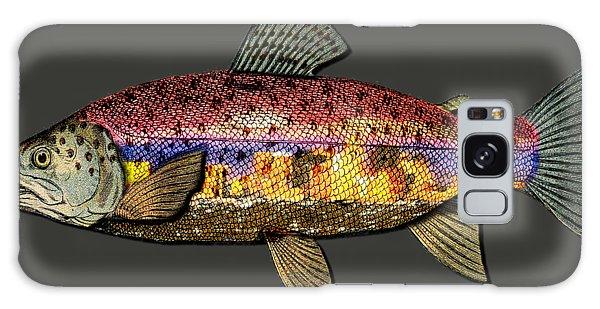 Fishing - Best Caught Wild-on Dark Galaxy Case