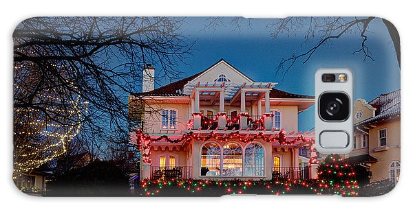 Best Christmas Lights Lake Of The Isles Minneapolis Galaxy Case