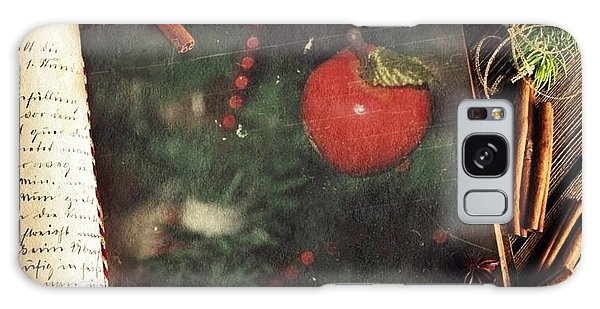Best Christmas Wishes Galaxy Case