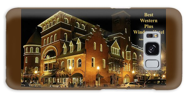Best Western Plus Windsor Hotel - Christmas -2 Galaxy Case