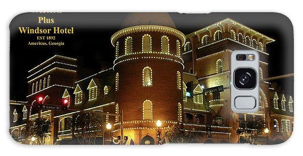 Best Western Plus Windsor Hotel - Christmas Galaxy Case