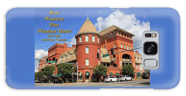 Best Western Plus Windsor Hotel Galaxy Case