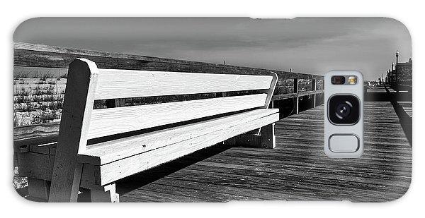 Bethany Beach Boardwalk Galaxy Case