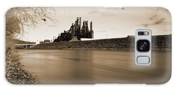 Bethlehem Steel Along The Lehigh Galaxy Case
