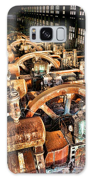 Bethlehem Galaxy Case - Bethlehem Steel Blower House by Olivier Le Queinec