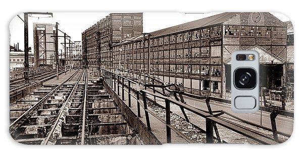 Bethlehem Galaxy Case - Bethlehem Steel Number Two Machine Shop by Olivier Le Queinec