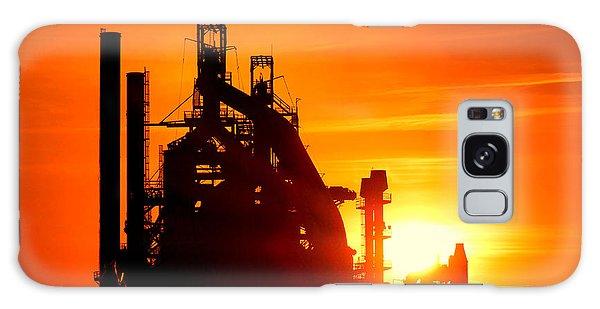 Bethlehem Galaxy Case - Bethlehem Sunset by Olivier Le Queinec