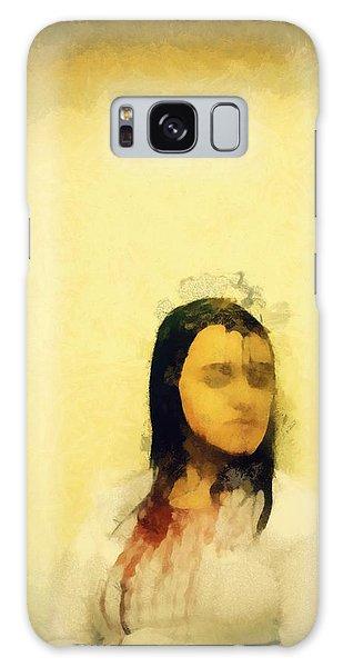 Heartache Galaxy Case - Betrayed By Mary Bassett by Mary Bassett