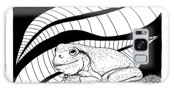 Betsy's Frog Galaxy Case