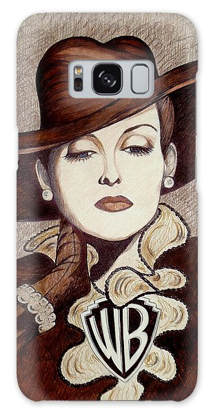 Bette Davis The Warner Brothers Years Galaxy Case