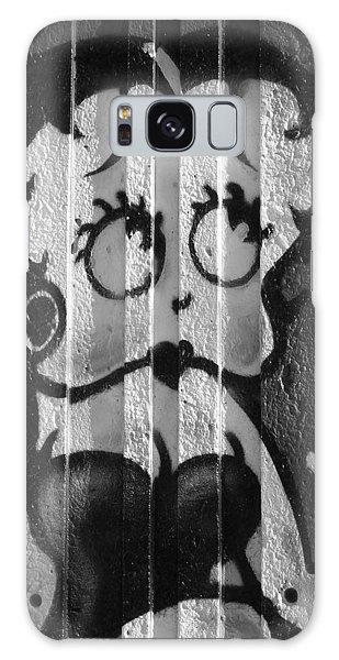 Betty Boop ... Galaxy Case by Juergen Weiss
