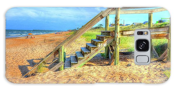 Flagler Galaxy Case - Betty's Place  by Debbi Granruth