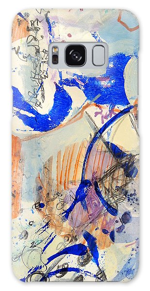 Between Branches Galaxy Case