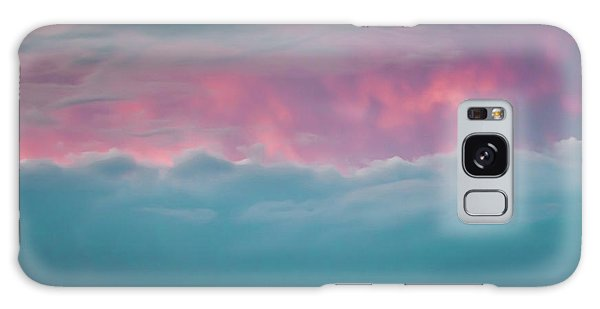 Cloudscape Galaxy Case - Between Mars And Venus by Az Jackson