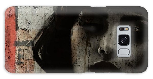 Sixties Galaxy Case - Beware Of Darkness  by Paul Lovering