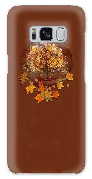 Starry Tree Galaxy Case