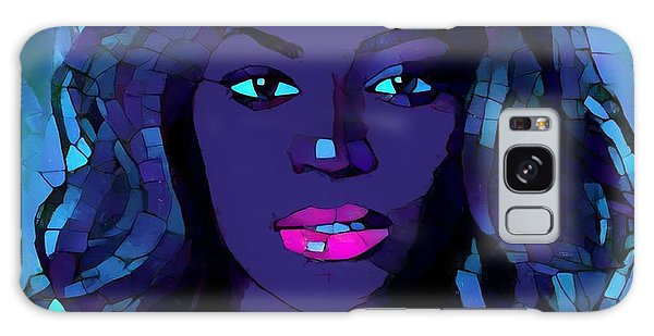 Beyonce Graphic Abstract Galaxy Case