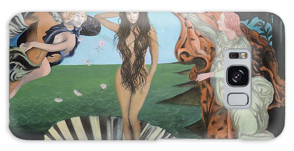 Beyonce - The Birth Of Venus Galaxy Case