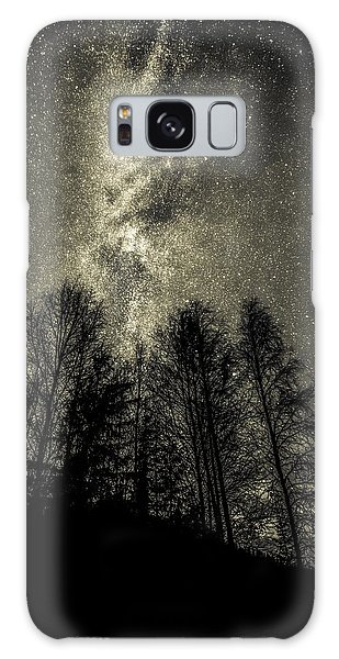 Beyond Eternity Galaxy Case by Rose-Maries Pictures