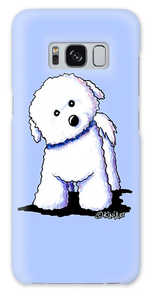 Bichon Boy Galaxy Case