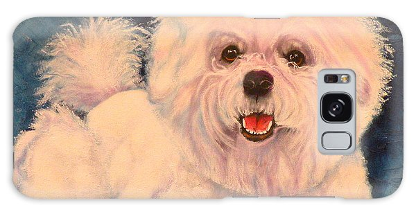 Bichon Frise Galaxy Case