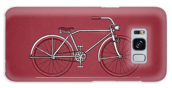 Bike Galaxy Case - Bicycle 1935 by Mark Rogan