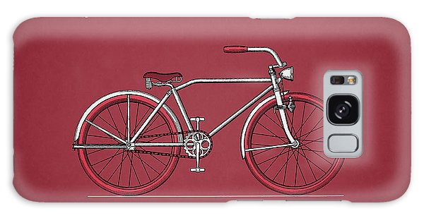Bicycle 1935 Galaxy Case