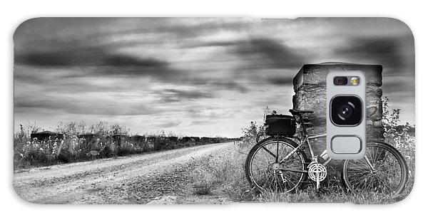 Bicycle Break Galaxy Case