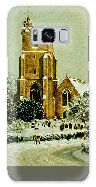 Biddenden Church Galaxy Case