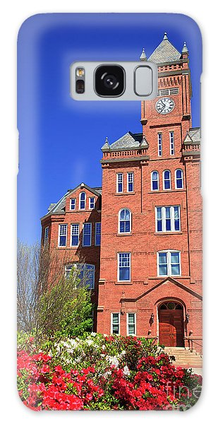 Biddle Hall In The Spring Galaxy Case