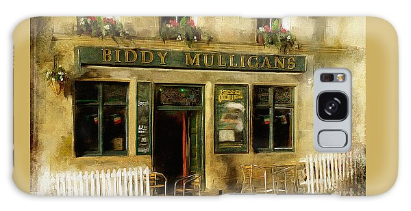 Semis Galaxy Case - Biddy Mulligans Pub by Lois Bryan