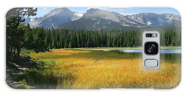 Autumn At Bierstadt Lake Galaxy Case