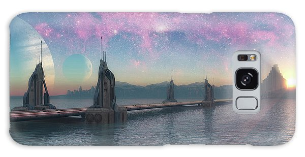 Bifrost Bridge Galaxy Case