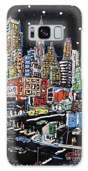 Big Apple Minute Galaxy Case