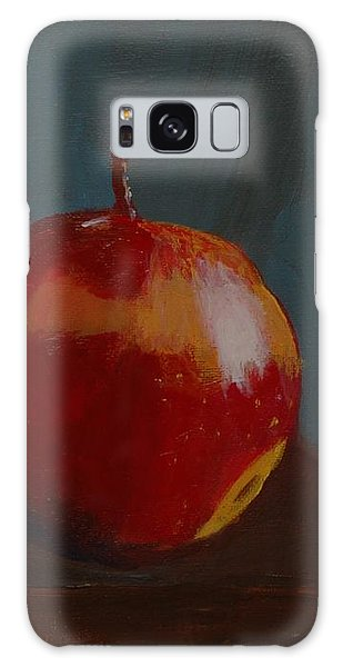 Big Apple Galaxy Case by Russell Smidt