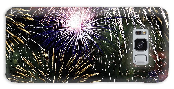 Big Bang Fireworks Galaxy Case