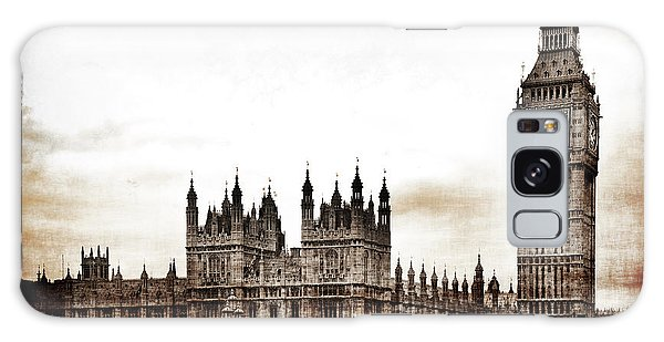 Big Bend And The Palace Of Westminster Galaxy Case