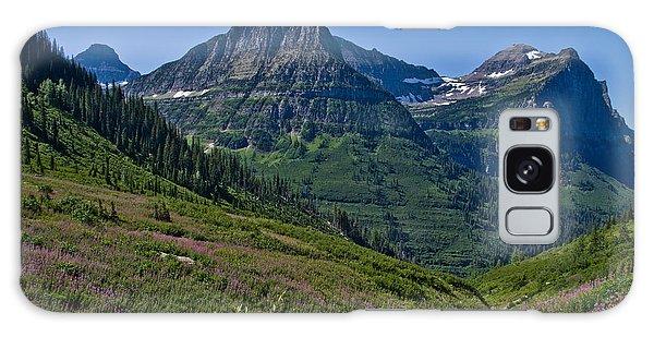 Big Bend, Glacier National Park Galaxy Case