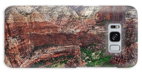 Big Bend Zion National Park Galaxy Case