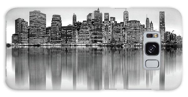Center Galaxy Case - Big City Reflections by Az Jackson